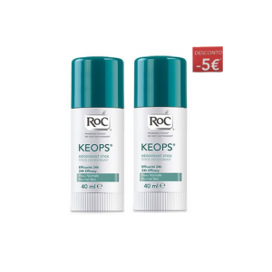 Roc Deo Keops 24H Stick Promo 2x40ml