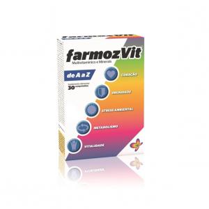 Farmozvit A-Z Comp. 30unid.