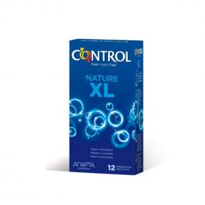 Control Adapta Nature XL Preservativos 12unid.