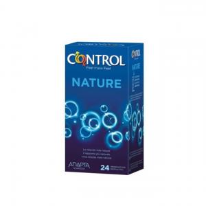 Control Adapta Nature Preservativos 24unid.