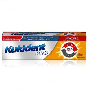 Kukident Pro Dupla Ação Creme Fixativo 60g