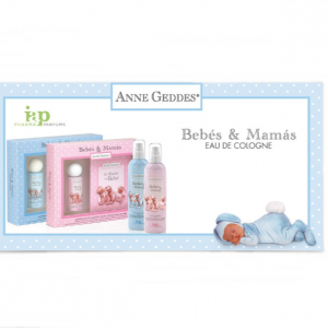 Iap Pharma Coffret Anne Gueddes Rosa (Perfume 100ml Diário)