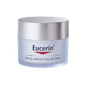 Eucerin Hyaluron-Filler Dia. Creme Pele Seca 50ml