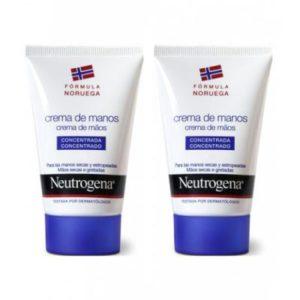 Neutrogena Creme Mãos Concentrado 50mlx2 desc. 80% 2ºunid.