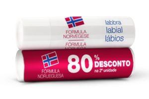 Neutrogena Stick Labial 4.8g 80% Desc. na 2ª Emb.