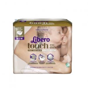 Libero Touch Prematuro
