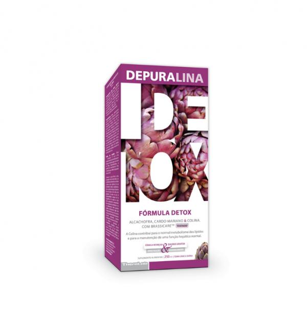 Depuralina Detox Solução Oral 250ml