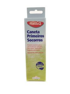 HeltiQ Caneta Primeiros Socorros Creme 2ml
