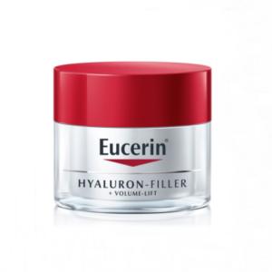 Eucerin Hyaluron-Filler + Volume Lift Dia FPS 15 Pele Seca 50ml