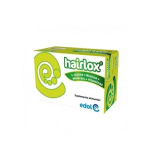 Hairlox 60cápsulas