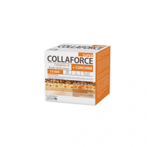 Collaforce Super Colagénio + Curcuma 20 saquetas