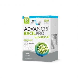 Advancis Bacilpro Intestinal 20caps