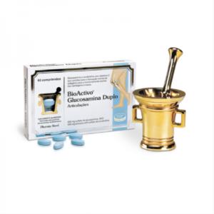 BioActivo Glucosamina Duplo x30comp.
