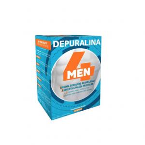 Depuralina 4 Man 60 Cápsulas