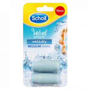 Dr Scholl Velvet Smooth Recargas Lima Eletrónica Wet & Dry