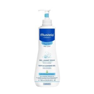 Mustela Bebé Pele Normal Gel Lavante Suave 700ml