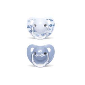Suavinex Chupetas de silicone Evolution Azul 6-18 M