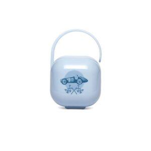 Porta-chupetas Suavinex Toys Bleu Carro azul