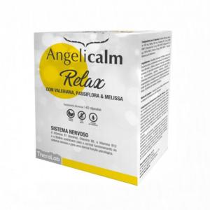 Angelicalm Relax Cápsulas 40 uni